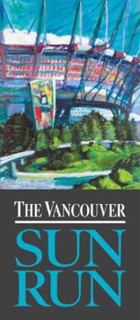 Vancouver Sun Run 2013 Logo
