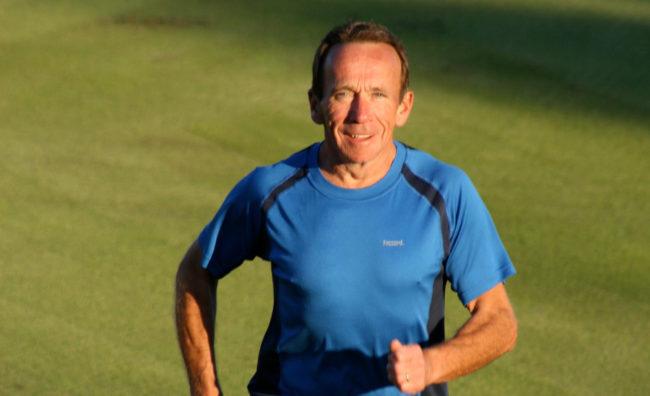 Running Room Founder & CEO, John Stanton