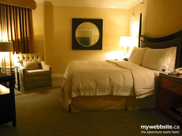 Four Seasons Houston Bedroom